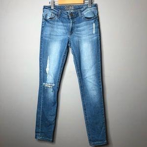 DL1961 Amanda skinny jeans 28 mayhem